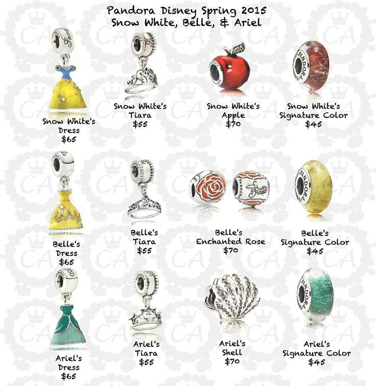 Pandora Jewelry Cost: 33 Best Images About Disney Pandora On Pinterest