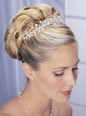 Awe Inspiring 1000 Images About Wedding Hairstyle Ideas On Pinterest Dark Hairstyles For Women Draintrainus