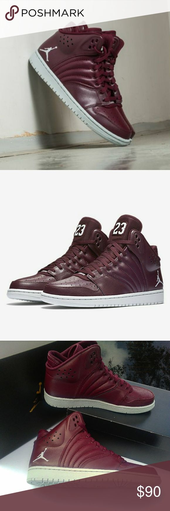 Men's Jordan 1 Flight 4 (Size 10.5) •Brand new in box •100% authentic •Excellent condition •Size 10.5 men •Night Maroon color way •Ships doubled boxed •Secured packaging •Same day/next day shipping Nike Shoes Sneakers