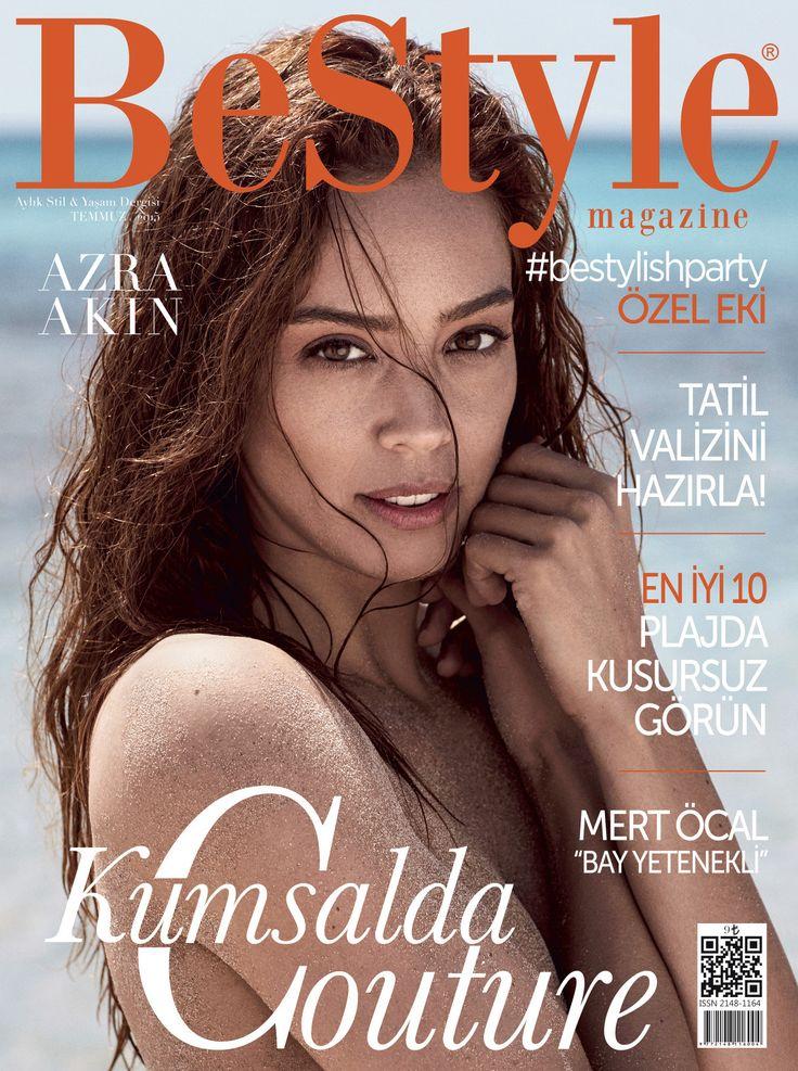 BeStyle Magazine Temmuz 2015