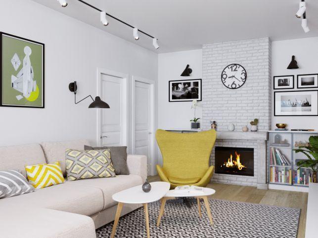 Apartament de 3 camere functional amenajat pentru o familie cu copil - imaginea 2