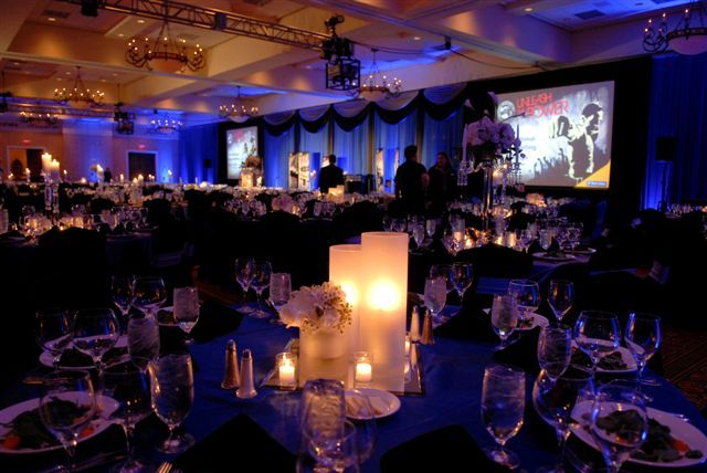 Corporate Dinner at the Renaissance Tampa International Plaza Hotel