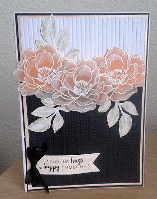 Ivy Leaf Crafts: Altenew Parchment Flowers