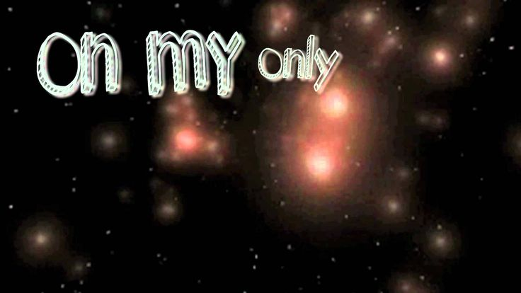 "Yes God, I will follow you through the galaxies! <3  Owl City - ""Galaxies"" Lyric Video"