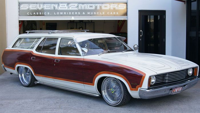 XC Falcon Wagon