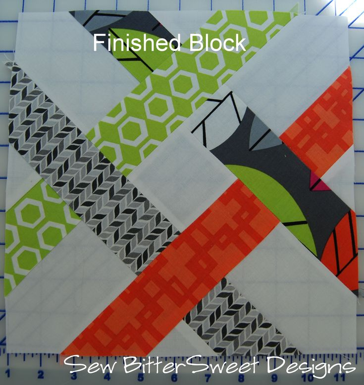 Sew Intertwined QAL – Woven Blocks Tutorial  This sounds complicated, but it looks totally worth it!
