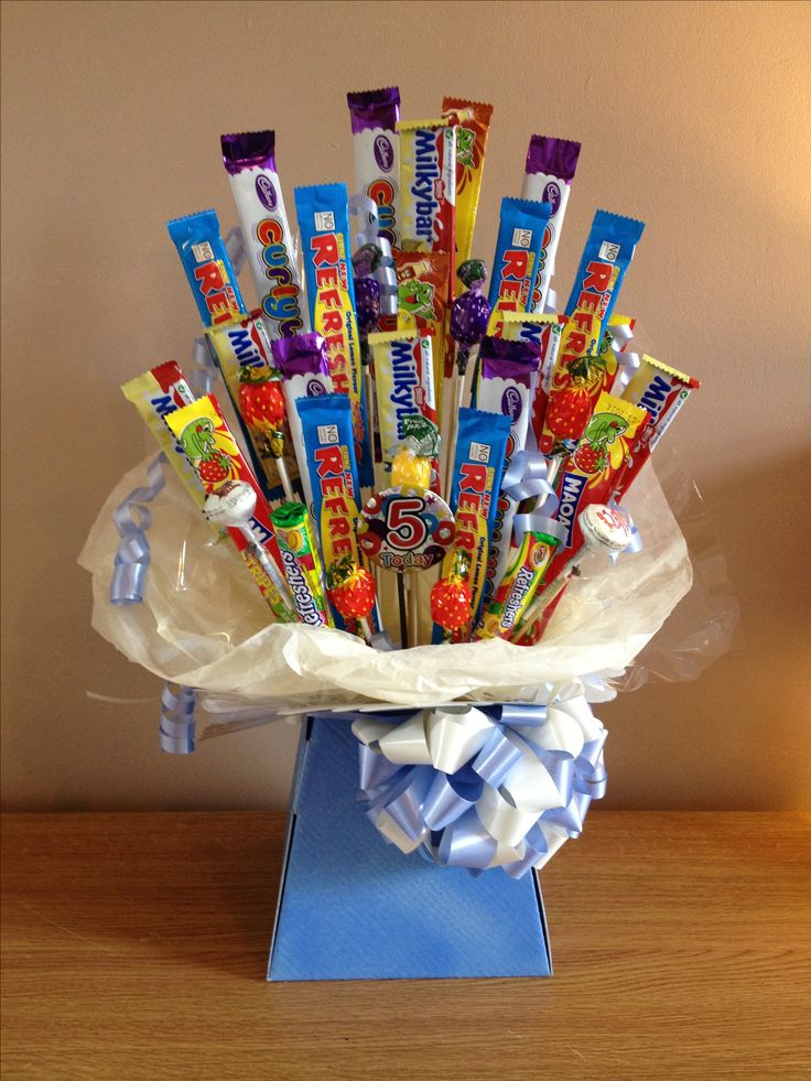 How To Make Chocolate Flower Basket : Sweet bouquet follow us on facebook daisy dots flowers