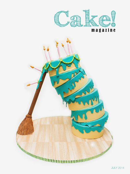 190 pages of tutorials, tips, tricks, recipes and more.  Themes: Cookies, Father's Day treats and Gravity defying cakes