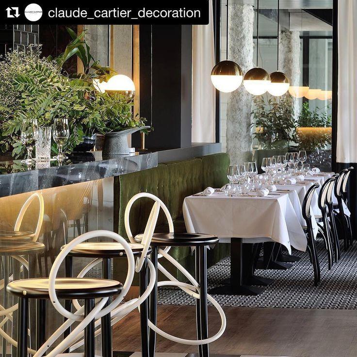 Ça c'est superbe ! � Restaurant La Forêt Noire -Lyon � Cirque Stool � Bodystuhl � Martino Gamper � Nigel Coates � Wiener GTV Design � gebruderthonetvienna.com � repost from @claude_cartier_decoration �  #cirquestool #martinogamper #wienergtvdesign #gebruderthonetvienna #bodystuhl #nigelcoates #restaurant #design #restaurante #decor @nedflex