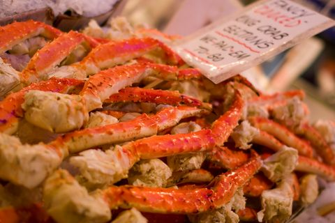 crab legs with the previously pinned steak - Great Deals at www.AlaskaKingCrabs.com