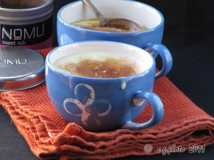 Melkkos. A traditional South African dessert.