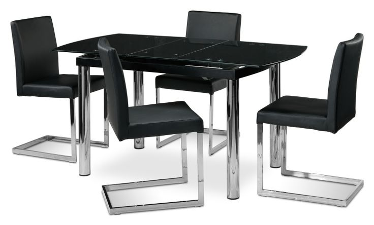 Elexa Casual Dining 5 Pc. Dinette - Leon's #Leonskriskringle