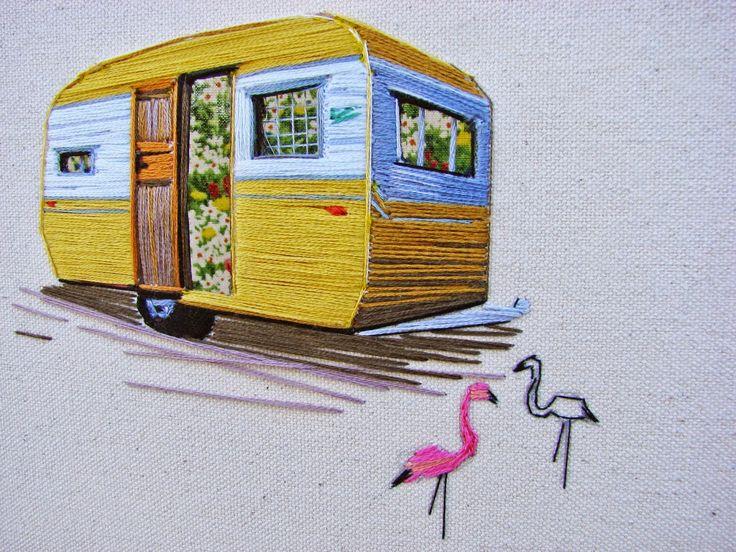 Ricamo come Arte Contemporanea - Embroidery as Contemporary Art