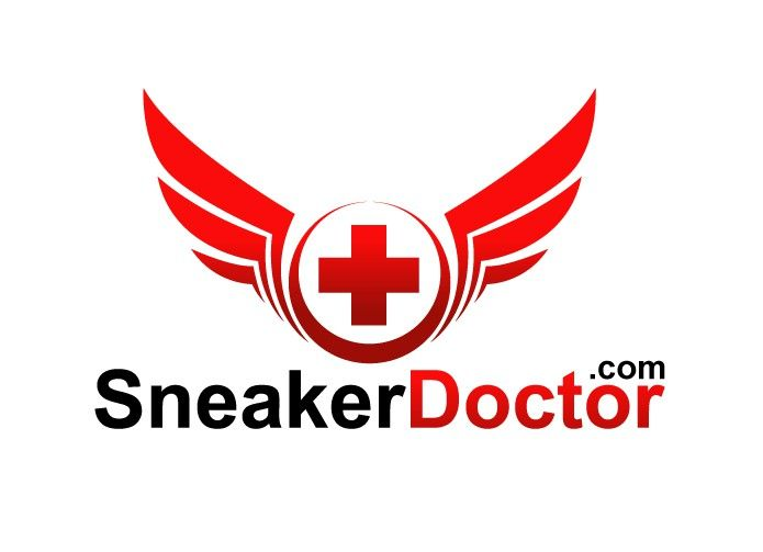 Sneaker Site Logo by Ingenious Design