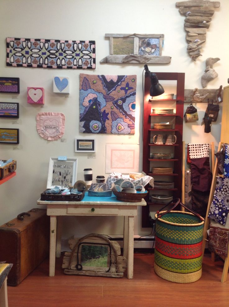 A whole lot of amazing art & fine craft goodness in this corner of MALA