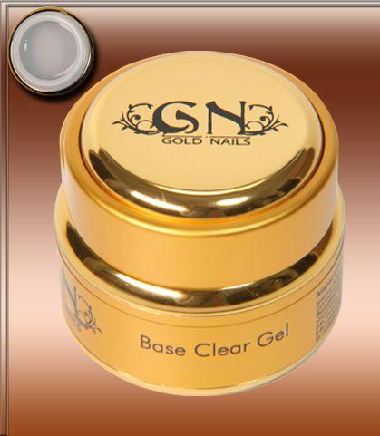 Áttetsző alapozó zselé, problémás körmökhöz is ideális!  goldnails.eu/termek/base-clear-gel-15gr/
