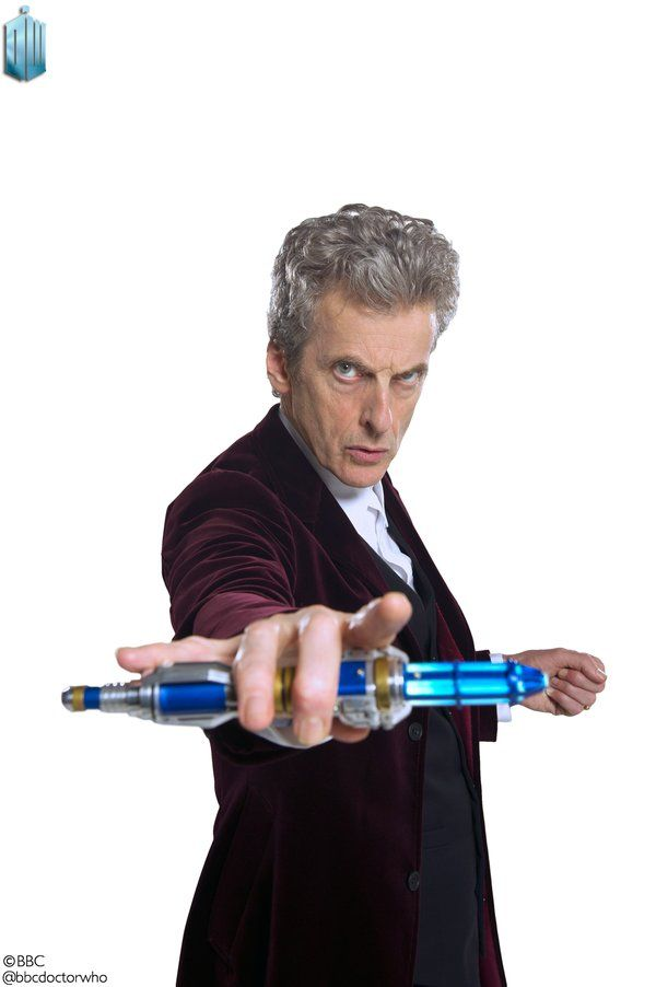 Peter Capaldi's Doctor WhoPose Game Is Mighty Strong