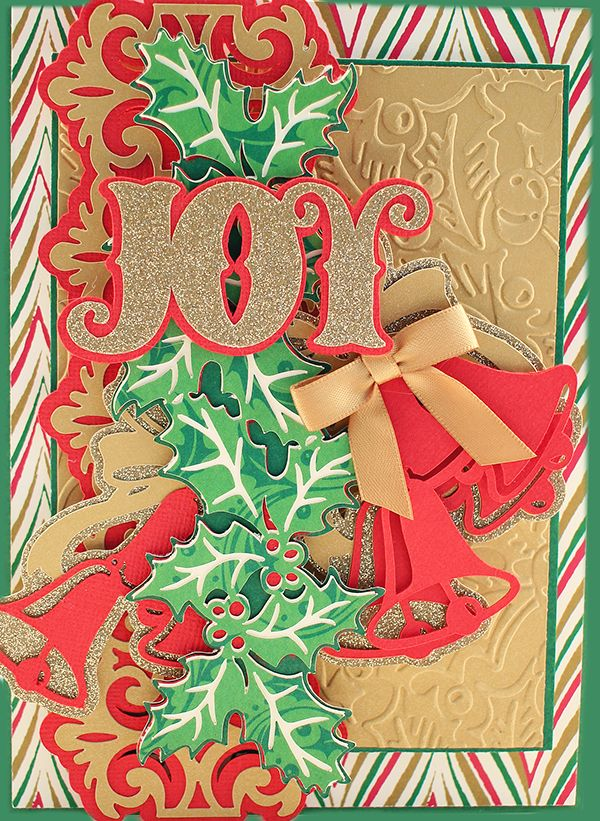 HSN October 5th, 2016 Sneak Peek 7 | Anna's Blog - Anna's Christmas Cards and Embellishments II