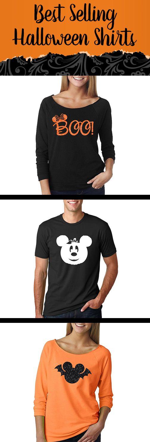 Disney Halloween Shirts for MNSSHP