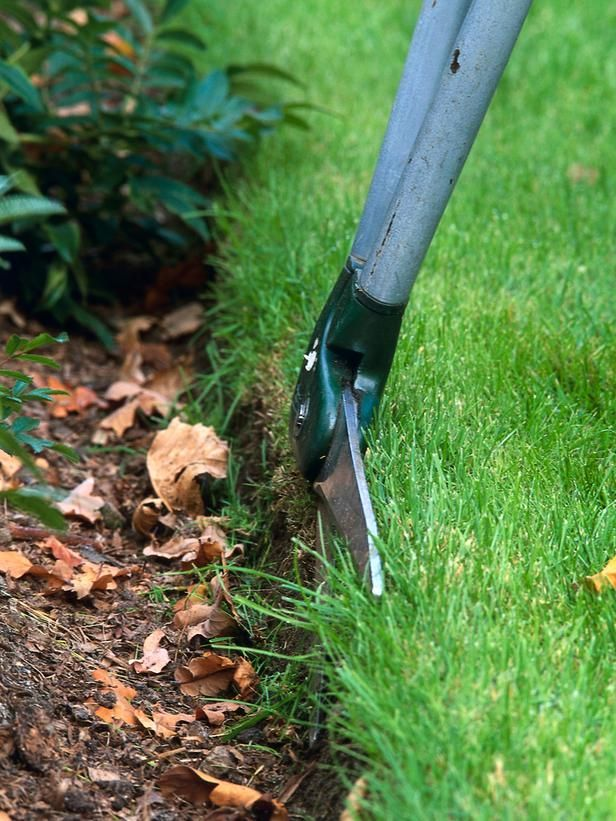 Menards Landscaping Bushes : Four ways to maintain a lawn edge gardens home and simple