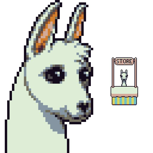 """""""Ey there feller, take a gander and buy some goodies!"""" Inspired by the legendary Resident Evil 4 merchant, we had to come up with our own race of merchants and chose Llamas!  Find more info about 2D RPG Towards The Pantheon at http://www.towardsthepantheon.com  Follow the game on social media! Facebook: https://www.facebook.com/TowardsThePantheon Twitter: https://twitter.com/PantheonDev Tumblr: http://towardsthepantheon.tumblr.com/ Soundcloud: https://soundcloud.com/connor-ort-linning-w"""
