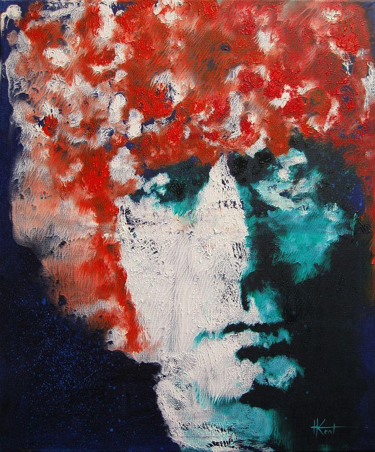 Harry Kent Brett+Whiteley+ponders+fate