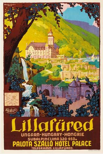 Lillafüred - 1930 - (Hollou Endre) -
