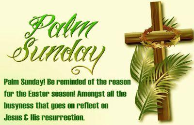 Happy Palm Sunday Images