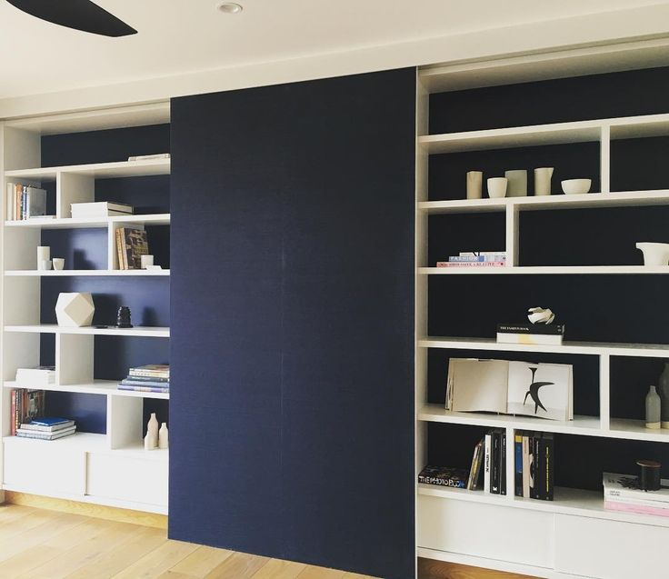 Custom joinery by Kate Connors Design
