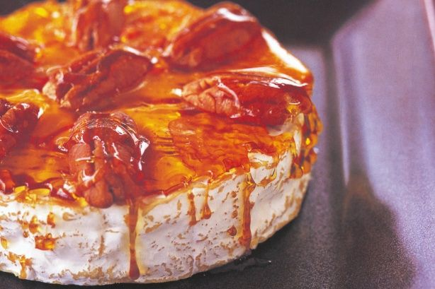 Want to make friends and impress people? Look no further than this caramel brie - it's simple to make, looks amazing and tastes, well, brilliant!
