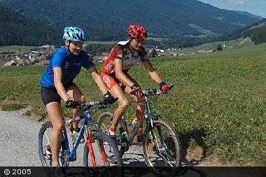 Mountainbike a Villabassa