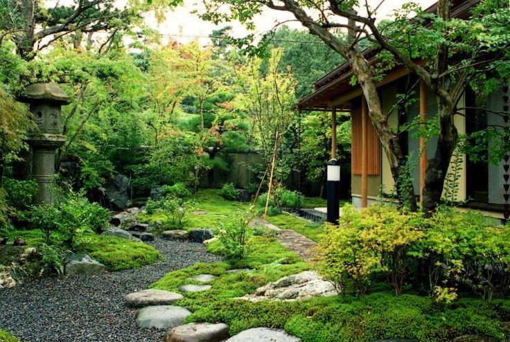 631 best Japanese Gardens images on Pinterest   Japanese gardens ...