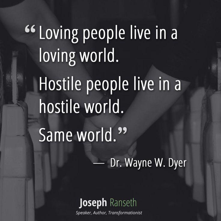 Wayne Dyer #quotes #inspiration