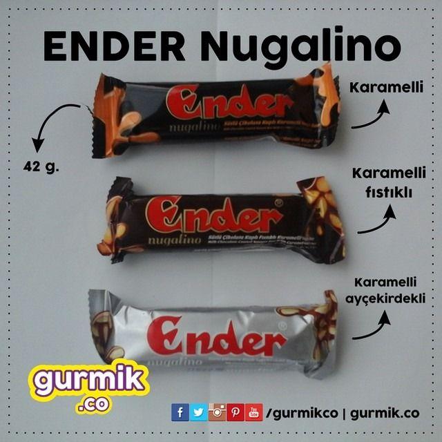 İkramlık çikolatalarıyla bildiğimiz Ender markası artık karamelli bar çikolatası da üretiyor: #Nugalino. 3 çeşidinden en dikkat çekeni ise ayçekirdekli olanı… Ender markası artık Ankara Çikolata'ya...