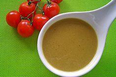 Salatdressing für Blattsalate