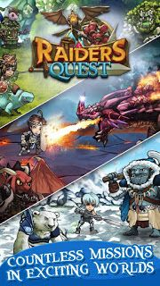 Raiders Quest RPG Apk - Free Download Android Game http://www.fullapkz.com/2018/01/raiders-quest-rpg-apk-free-download.html Download Raiders Quest RPG Android Free Game Game Android Game Raiders Quest RPG Download Online Game Raiders Quest RPG Apk RPG Game