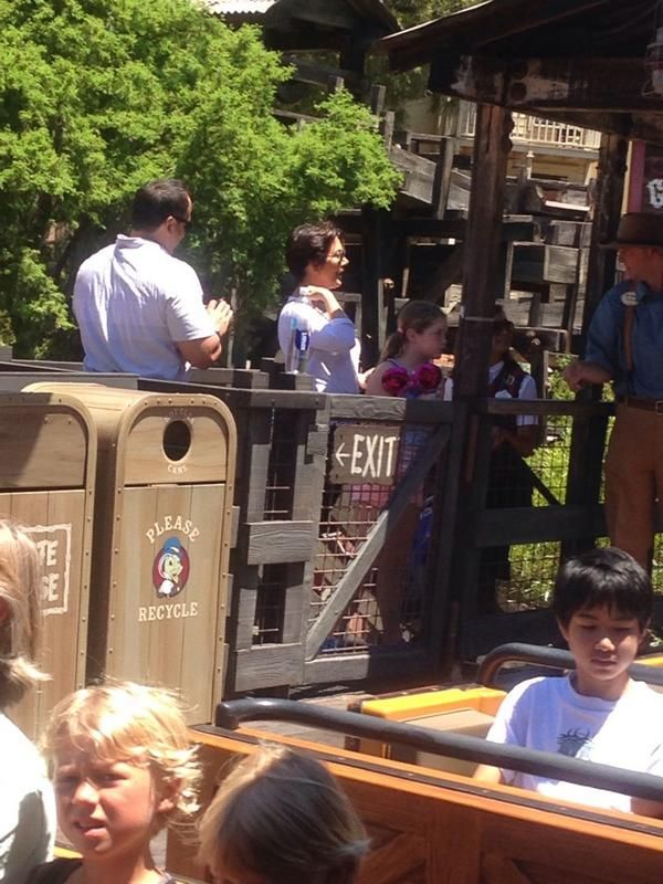22 July 2014. Kris Jenner at Disney Land. #kardashian #kardashians #jenner #paparazzi #kim #kourtney #khloe #kris #kendall #kylie #bruce #rob #kanye #west #scoot #disick #mason #penelope