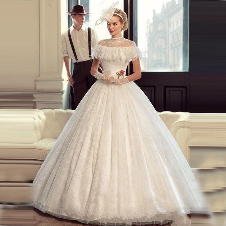 155 besten Wedding Dresses Bilder auf Pinterest | Hochzeitskleider ...