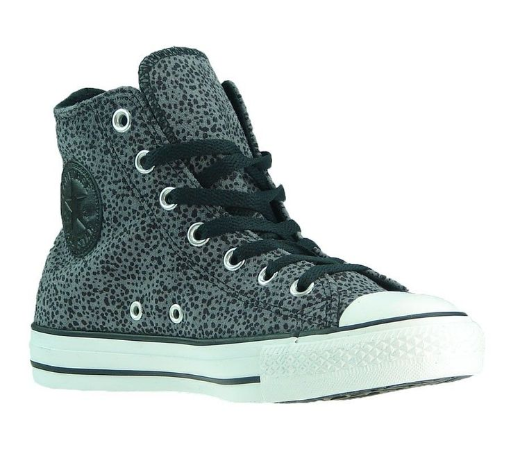 NEU CONVERSE Damen Chucks Hi Chuck Taylor All Star Sneaker grau Low 544857C