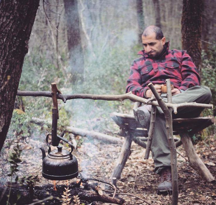 #bushcraft #wildcamping #camping