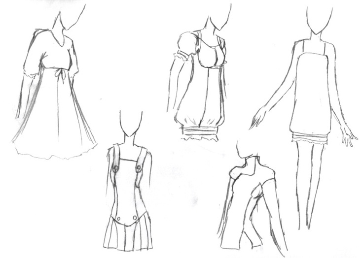 Clothing Design how to design clothes