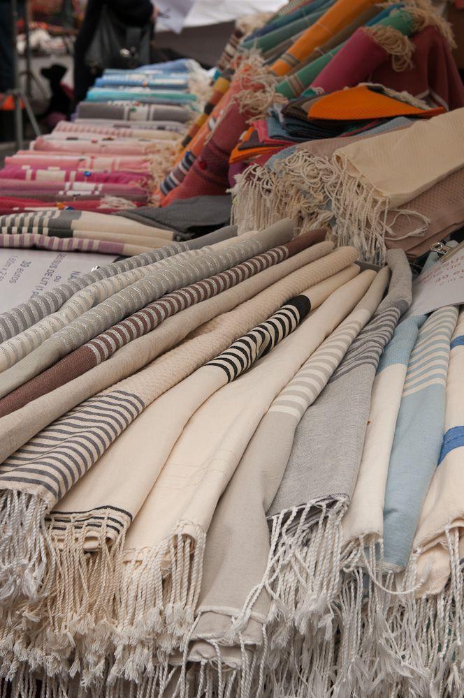 Textiles:)