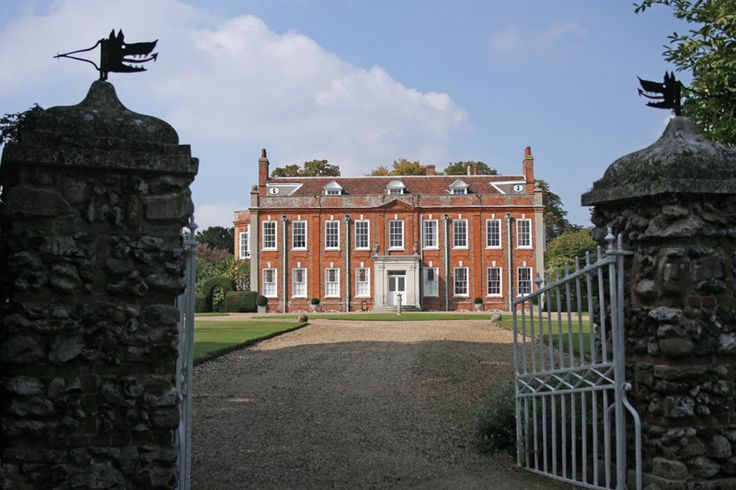 Belchamp Hall, Sudbury, Suffolk