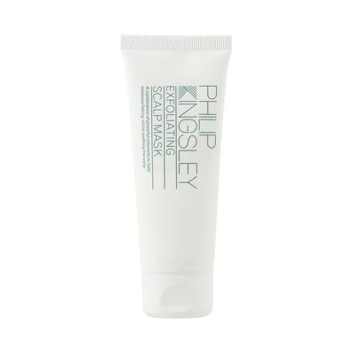 Like a face mask for your scalp, this soothing salve exfoliates skin and revitalizes the hair follicle through a mixture of salicylic acid, organic aloe vera, olive oil, and zinc. Massage on weekly and watch your hair reach its full, lustrous potential. Philip Kingsley Exfoliating Scalp Mask, $28 philipkingsley.com - Photo: Courtesy of philipkingsley.com
