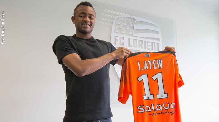 Officiel : Jordan Ayew a signé à Lorient ! - http://www.europafoot.com/officiel-jordan-ayew-signe-lorient/