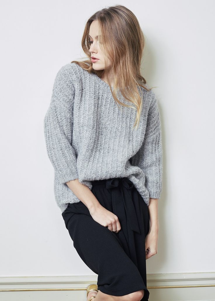 Pull meremy perle chine - pull femme - sud express 1