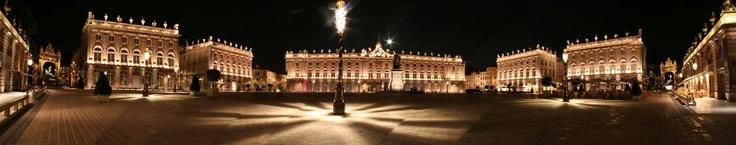 Nancy, Place Stanislas, France