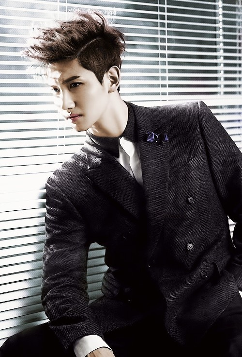 TVXQ's Changmin. He's so handsome and has one of the most amazing voices!