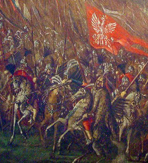 Jan Sobieski/ Polska XVII w.