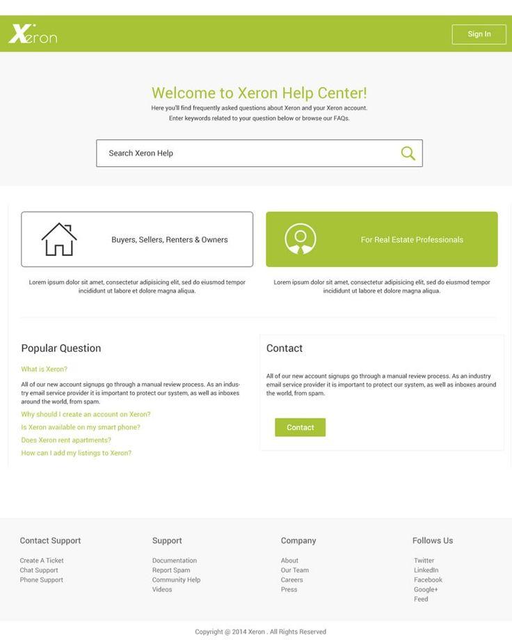 Xeron - Zendesk Custom Theme and Template #Zendesk #ZendeskTheme #Diziana #ZendeskHelpDesk #HelpDesk #Theme #SelfService #ZendeskTemplate #Template